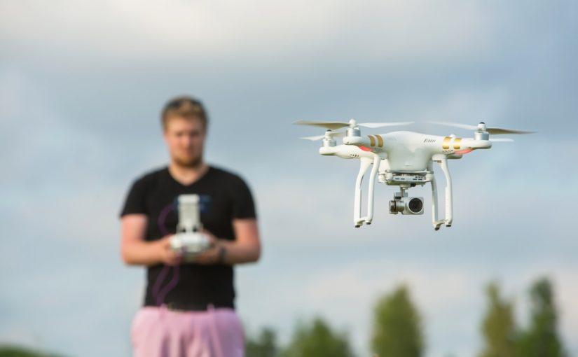 Peut-on voler partout avec son Drone ?