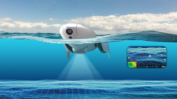 PowerVision Technology Group lance le drone PowerDolphin